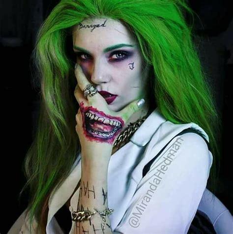 imagenes de joker girl this is badass a female joker cosplay is baeee tap