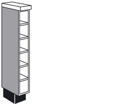 küchenschrank auszug unterschrank 15 cm breit bestseller shop f 252 r m 246 bel und