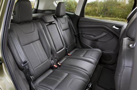 cars with rear seats 2013 ford escape reviews and rating motor trend