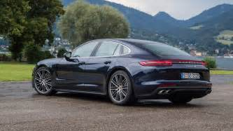 Porsche Diesel Porsche Panamera 4s Diesel 2016 Review By Car Magazine