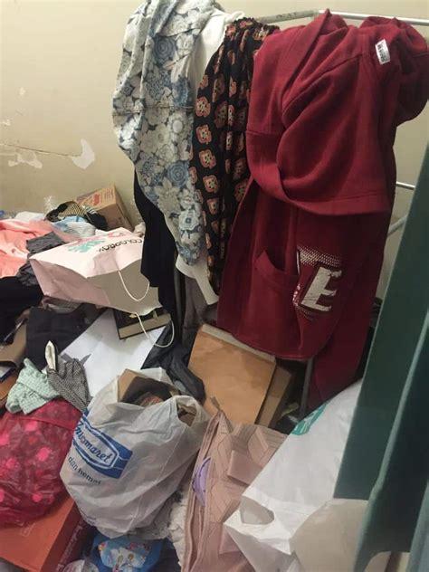 bilik busuk penuh timbunan sampah rupanya penyewa