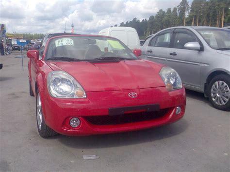 2003 Toyota Mr2 Used 2003 Toyota Mr2 Photos 1800cc Gasoline Fr Or Rr