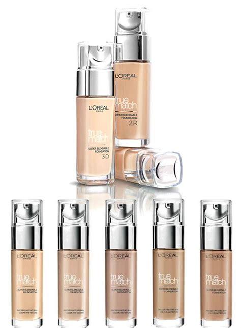 L Oreal True Match l oreal true match blendable makeup foundation