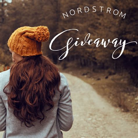 Nordstrom Giveaway - nordstrom instagram giveaway beautiful touches