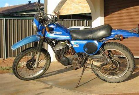 Suzuki Er Suzuki Ts 250 Er Photos And Comments Www Picautos
