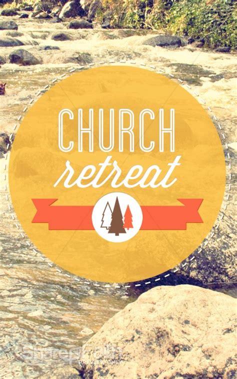 church retreat church retreat bulletin cover sermon bulletin covers