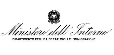 ministero dell interno pratica click day che panico regolarizzare gli immigrati