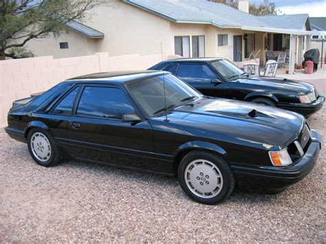1984 Ford Mustang by 1984 Ford Mustang Information And Photos Momentcar