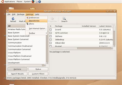 setup ubuntu repository server poplog on ubuntu