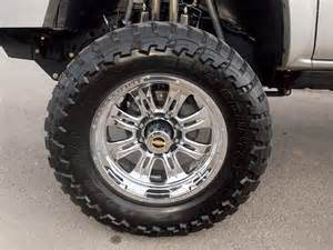 Lifted Truck Rims And Tires Package 1500 Work Truck Regular Cab 4x4 Wheel And Tire Photo
