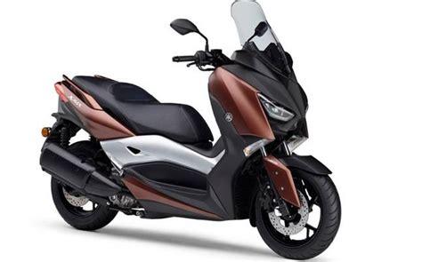 yamaha  max  scooter  global debut auto news