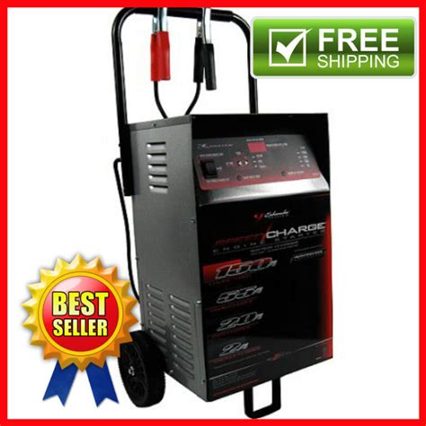 battery chargers shop for car battery chargers at sears new wheeled car battery charger with engine start 12v