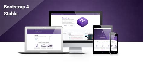 tutorial bootstrap material design bootstrap 4 stable released read summary and tutorial