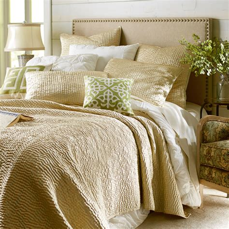 Pier One Comforters by Essex Gold Quilt Sham Pier 1 Imports