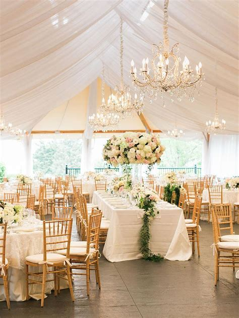 17 Best ideas about Wedding Tent Decorations on Pinterest