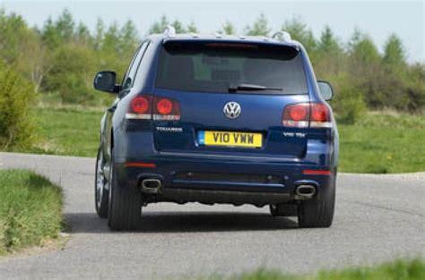 Volkswagen V10 Tdi volkswagen touareg v10 tdi altitude review autocar