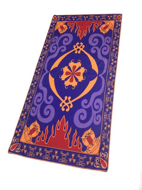 tappeto magico aladino magic carpet inspired towel