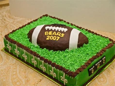 Football Cake Decorating Ideas by Football Draft Cake Hmmm Cake Decorating