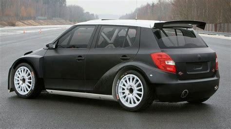 skoda racing skoda fabia ii s2000 2009 racing cars