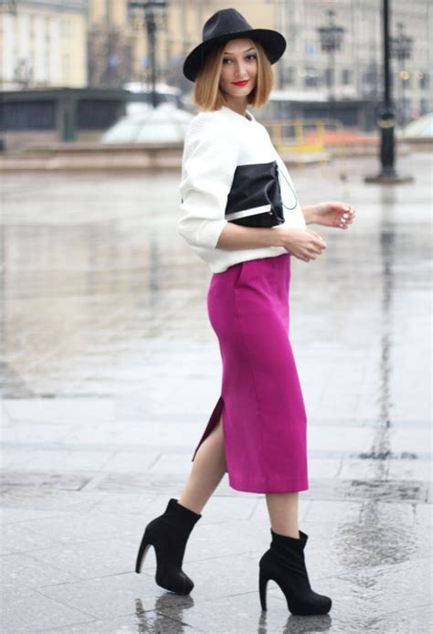 how to wear pencil skirt tips and ideas style