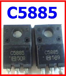 transistor horizontal c5885 c5885 datasheet vcbo 1500v npn transistor panasonic datasheetcafe