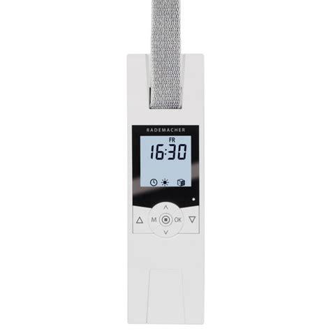elektrische rolläden zeitschaltuhr nachrüsten rademacher rollotron comfort 9700 neu 2012 144 99