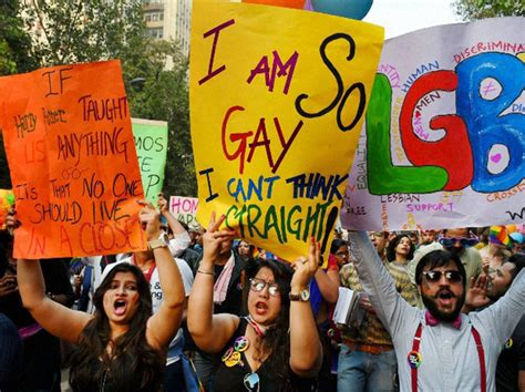 Lgbtq The Next Step For Lgbtq Rights In India Scrap Or Amend Section 377 From The
