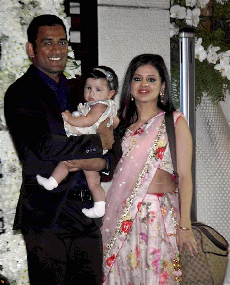 dhoni biography movie name in pictures celebs grace ambani s party for newlyweds