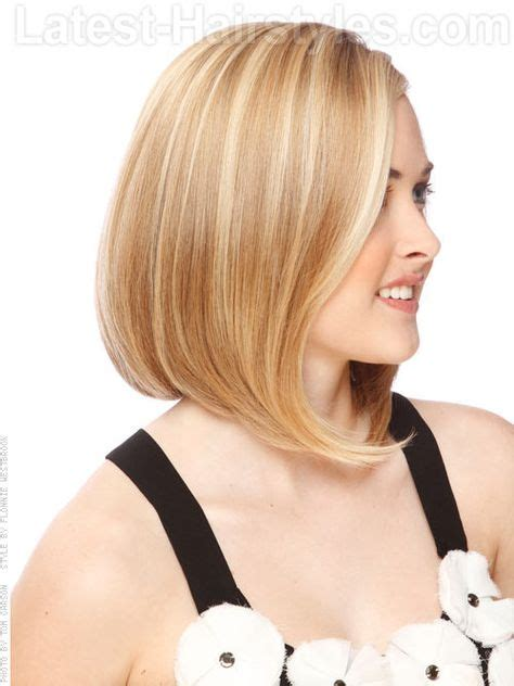 behind the ears bob haircut long angled behind the ear bob hairstyles
