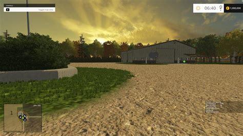 small town america v2 0 map farming simulator 2015 15 mod