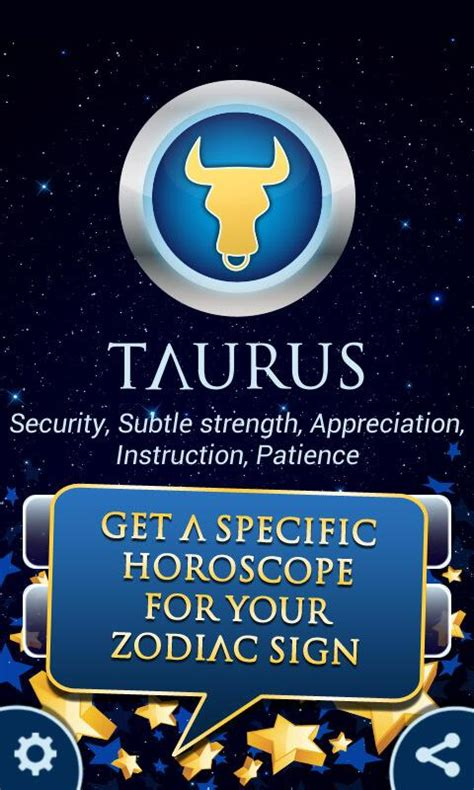 taurus daily horoscope astrology free online indian taurus horoscope daily your zodiac sign android apps