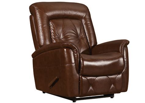 Castle Recliners by 1 Seater Recliner Brown Castle Furniture