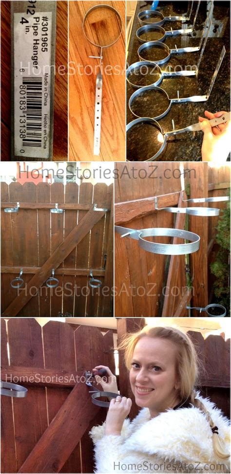 Do It Yourself Planters by Garden Do It Yourself Fence Planter Home Stories