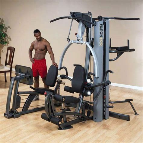 fusion 600 personal trainer fitness factory