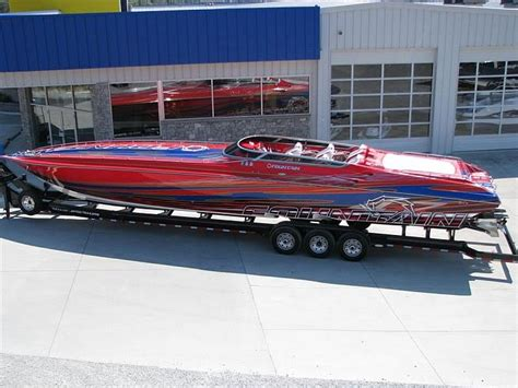 fountain boats any good wanted windshield for my 47 lightning looking for