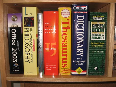 reference book reference books leftside flickr photo