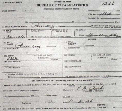 Tx Birth Records Birth Records Images Search