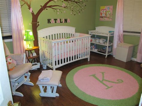 baby nursery rugs custom initial rug for an adorable lime light pink