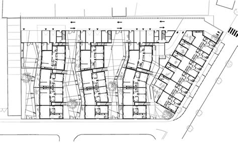 housing planning social housing plan google search the art of the plan pinterest social housing
