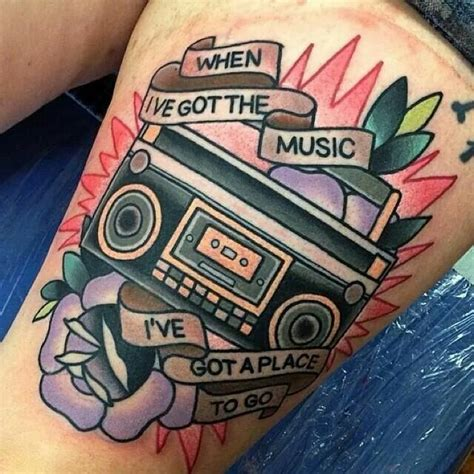 radio tattoos designs 17 best images about tattoos on ouija fan