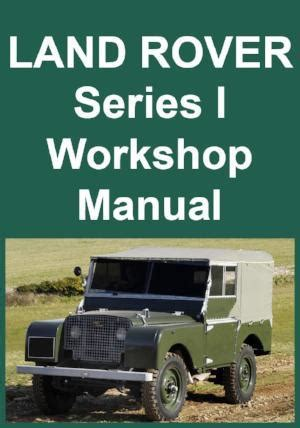 car manuals free online 1994 land rover discovery parental controls land rover discovery 1994 1999 workshop manual car manuals direct