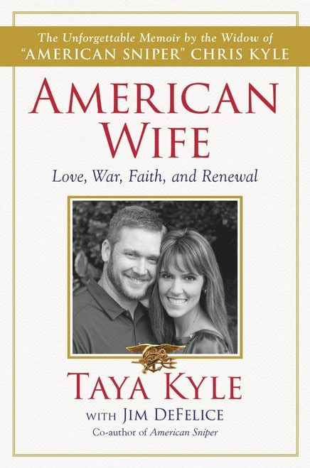 an american family a memoir of and sacrifice thorndike press large print popular and narrative nonfiction books taya kyle signed book american