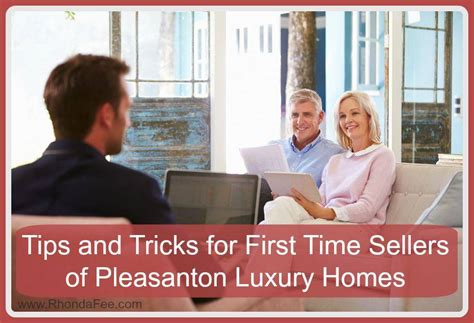 first time home seller 6 tips and tricks for selling tips and tricks for first time sellers of pleasanton