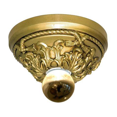 stuckrosette kaufen s luce deckenleuchte stuck 187 kuso 216 15 gold patiniert