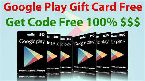 Free Google Play Gift Cards Codes - free google play gift card generator online infocard co