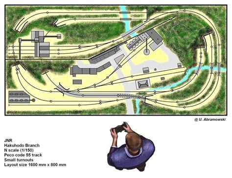 ho railroad layout design small ho scale layouts google search model railroads