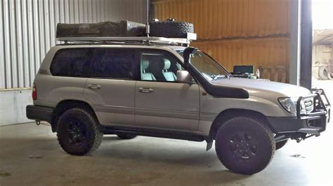 land cruiser conversion landcruiser 100 series overland conversion project pb