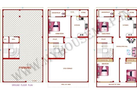 home design 15 x 50 stylish 15 x 50 house design house and home design 15 50