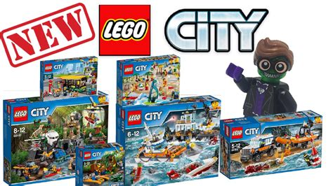 New Set new lego city summer 2017 sets revealed
