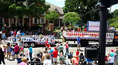 Westerville Christian Church 2014 Parade Float Youtube This Pro Donald 4th Of July Parade Float